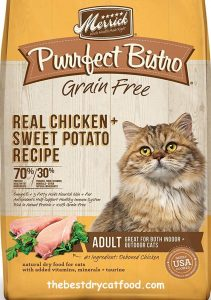 Merrick Purrfect Bistro Grain Free Dry Dry Cat Food