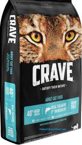 Crave cat food