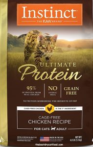Instinct Ultimate Protein Grain-Free Dry Cat Food