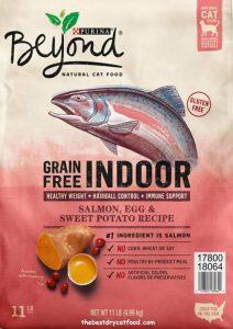 purina indoor dry cat food