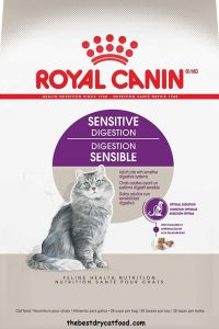 Royal Canin Feline Sensitive Digestion Dry Cat Food