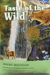 Taste of Wild High Protein Dry Cat Food