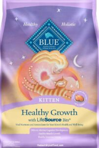 Blue Buffalo Dry Kitten Food Reviews