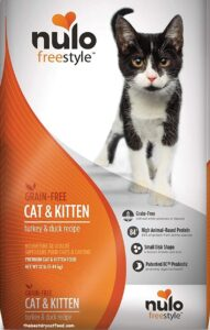 Nulo Freestyle Dry Kitten Food Reviews