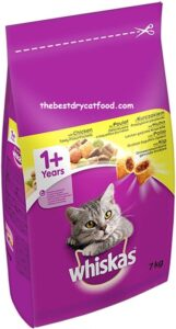 Whiskas Adult Dry Cat Food Recent Reviews